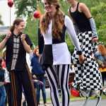 Vesta Troup at Dragon Boat Festival